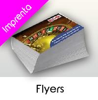 flyers volantes Quito Ecuador